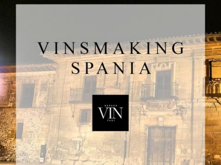 Spansk vinmesse i Bergen 23. September