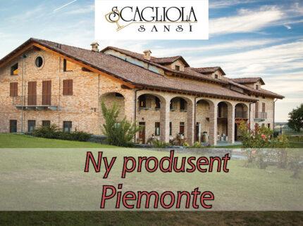Ny produsent – Scagliola