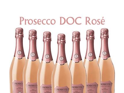 Endelig lovlig – Prosecco DOC Rosé